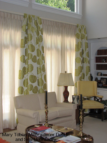 Panels window-treatments