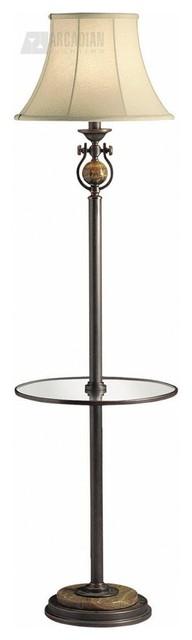 WESTWOOD 74142 Seneca Transitional Floor Lamp transitional-floor-lamps