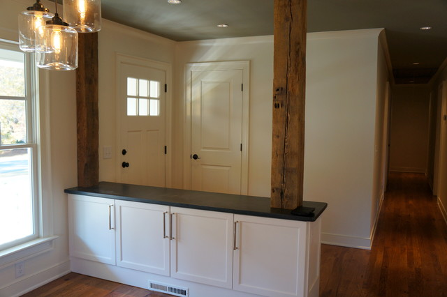 KWM Home Renovation traditional-entry