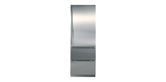 """Sub-Zero 27"""" Integrated Refrigerator/Freezer contemporary"""