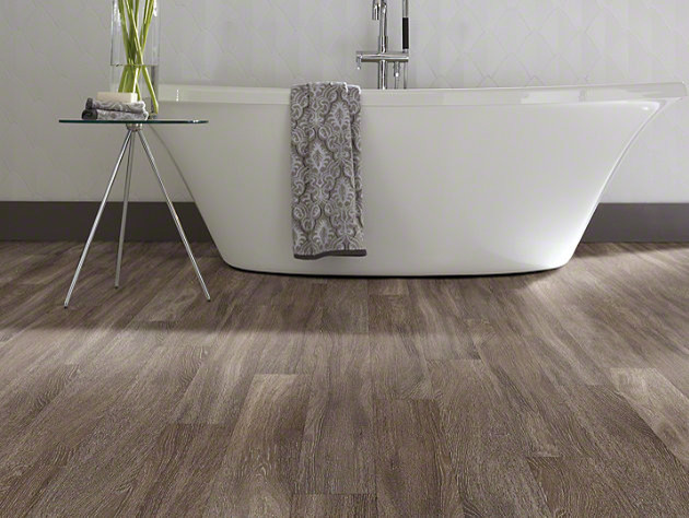 Shaw premio plank lvt click lock duca traditional for Floorte flooring