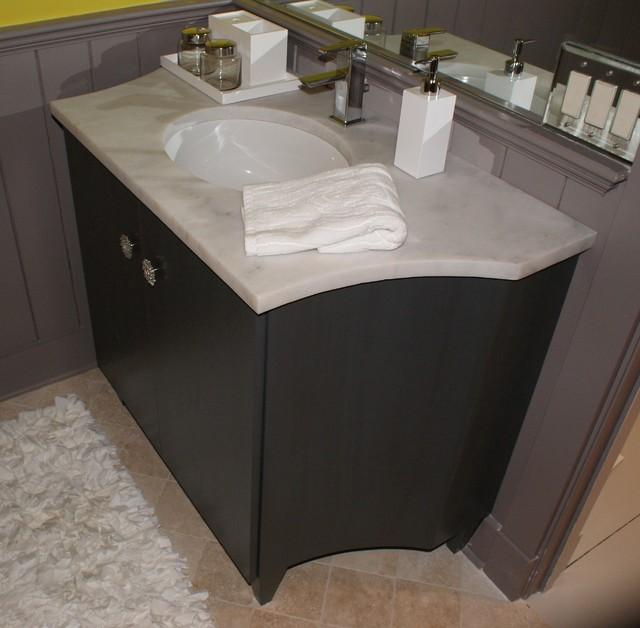 Graphite vanity modern bathroom vanities and sink for Bathroom design jacksonville fl