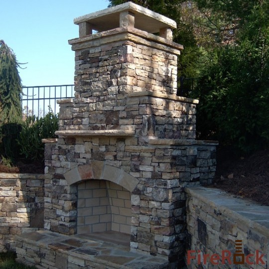 FireRock Outdoor Products traditional-patio