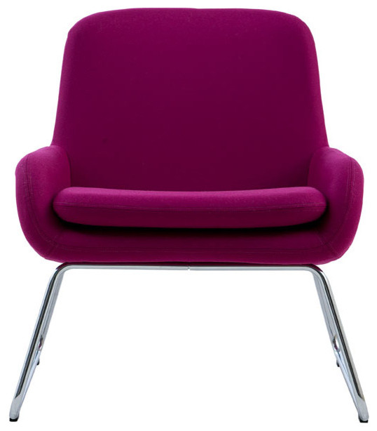 Coco Retro Chair contemporary-armchairs-and-accent-chairs