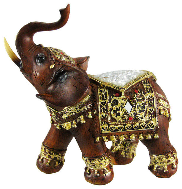 Lovely Traditional Indian Kitchen Design #7: Traditional-decorative-objects-and-figurines.jpg