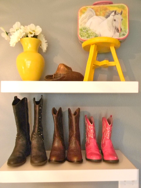 Vintage/Modern Cowgirl eclectic