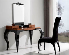 Abril Collection contemporary makeup mirrors