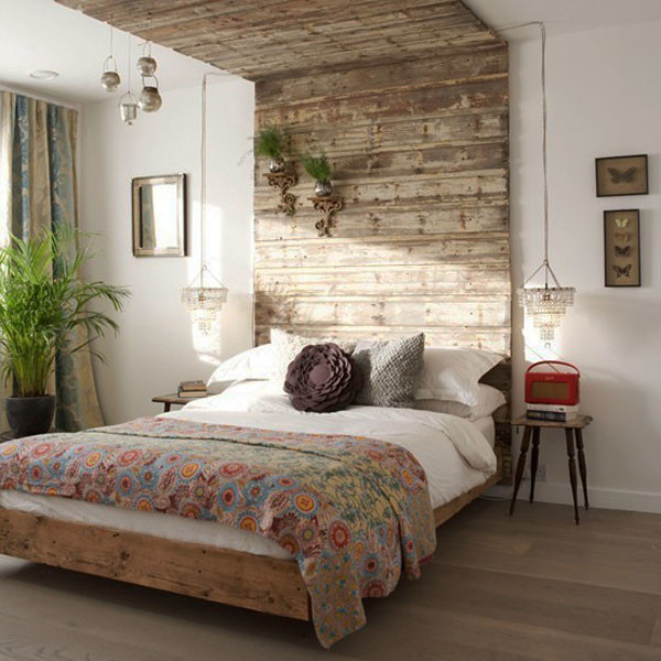 Eclectic Headboards Design Ideas, Pictures, Remodel and Decor