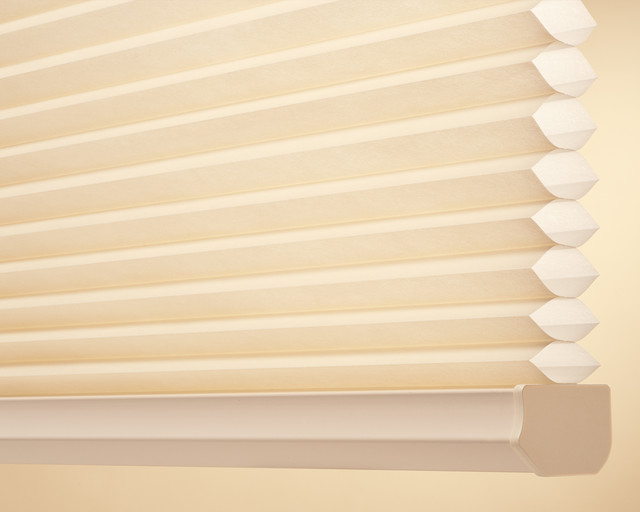 Hunter Douglas Applause® Honeycomb Shades and Window Treatments contemporary-cellular-shades