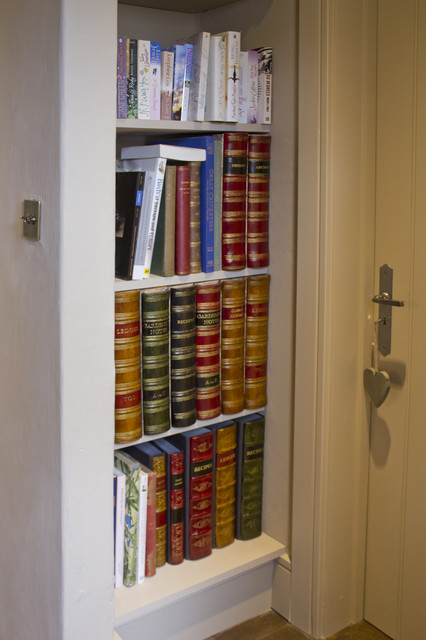 Original Book Works traditional-home-office