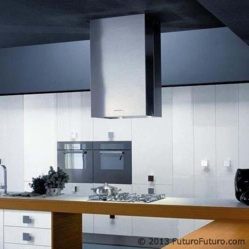 "Modern Kitchen Vent Hood: ""Altair"" Series"