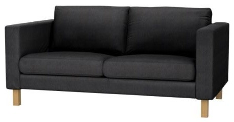 KARLSTAD Loveseat modern love seats