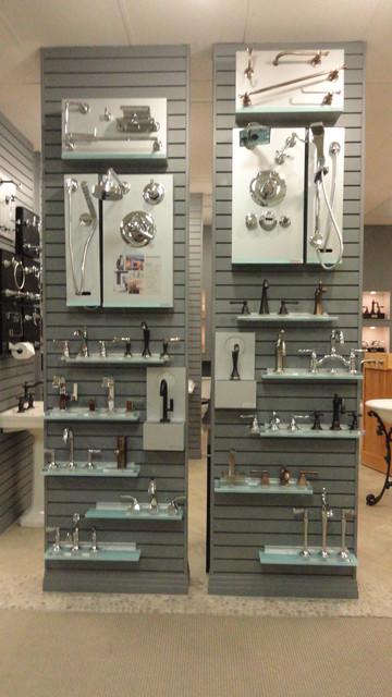 Brizo Denver Showroom contemporary-bathroom-faucets