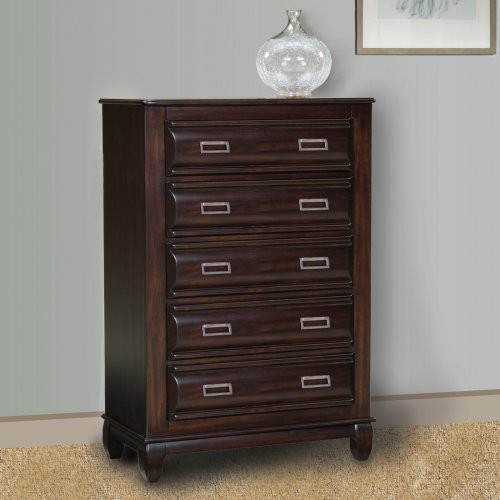 Downtown 5 Drawer Chest contemporary-dressers-chests-and-bedroom-armoires