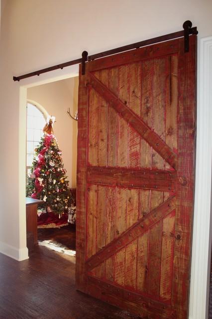 Sliding Barn Door Rustic Interior Doors Dallas By