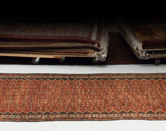 6×13 Persian Hamadan Rug Runner traditional rugs