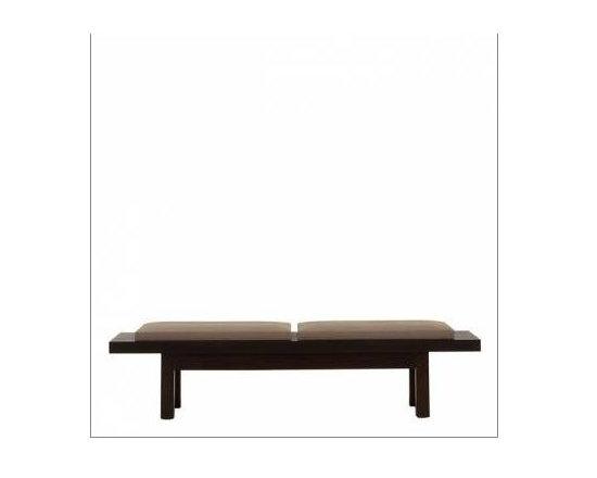 Christian Liaigre - Corduan Bench