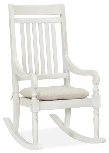 Salem Rocking Chair Traditional Outdoor Rocking Chairs