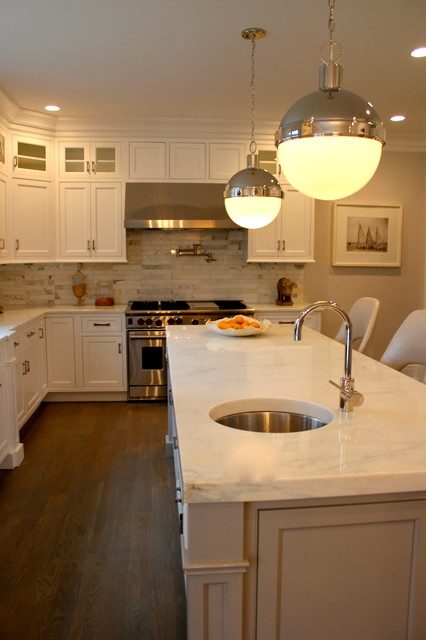 Http Houzz Com Photos 2492113 Bumble Bee Traditional Kitchen New York