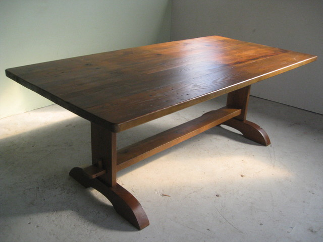 50 Best Farmhouse Wood Dining Table : farmhouse dining tables from otakworks.net size 640 x 480 jpeg 59kB