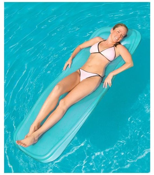 Aquamarine Unsinkable Float tropical-pool-toys-and-floats