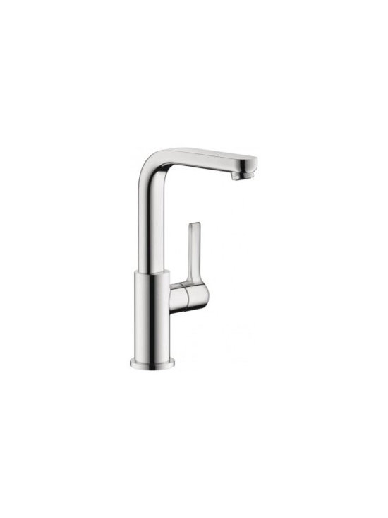 Hansgrohe Metris S Single-Hole Faucet Tall 31161001 - Solid brass