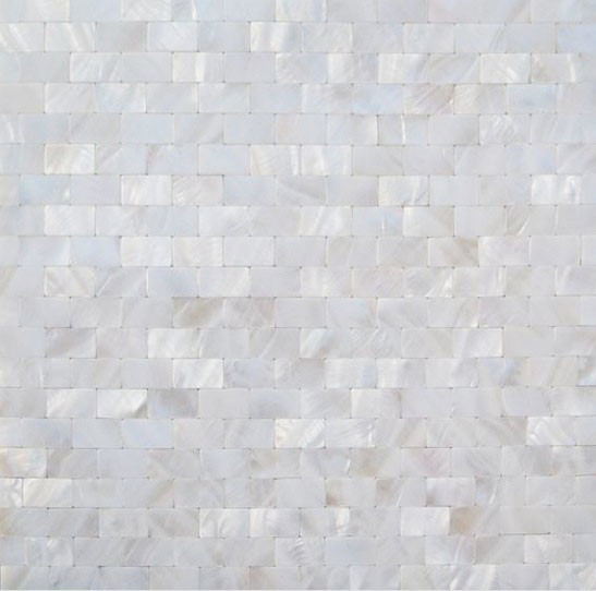 Mother of pearl tile kitchen backsplash shell mosaic bath floor wall est019 modern mosaic - Modern bathroom tile designs and textures ...