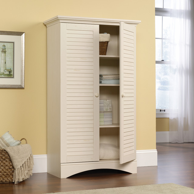 Harbor View Storage Cabinet modern-storage-units-and-cabinets