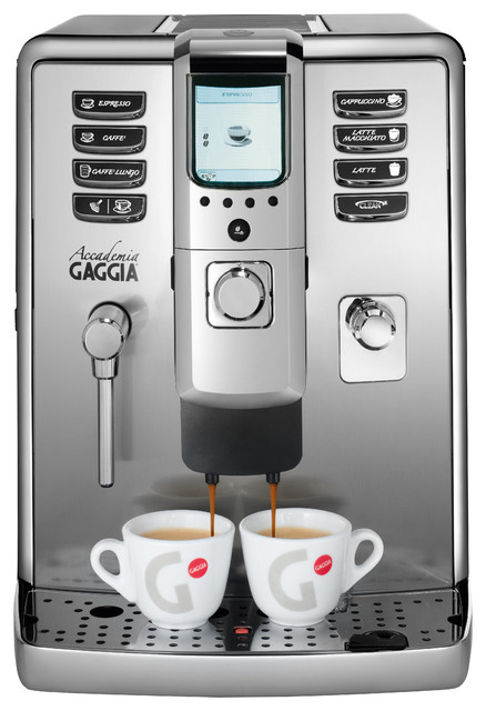 Gaggia Accademia - Contemporary - Espresso Machines - by Importika