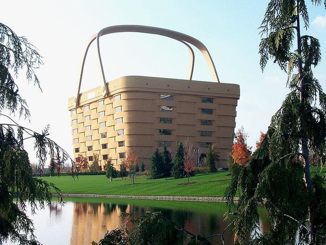 Longaberger's Home Office, Newark, Ohio.