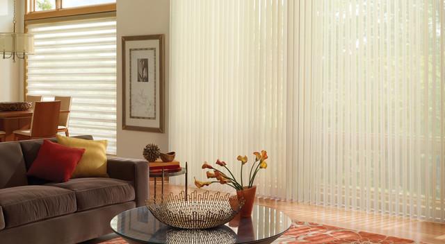 Hunter Douglas Pirouette® window-blinds