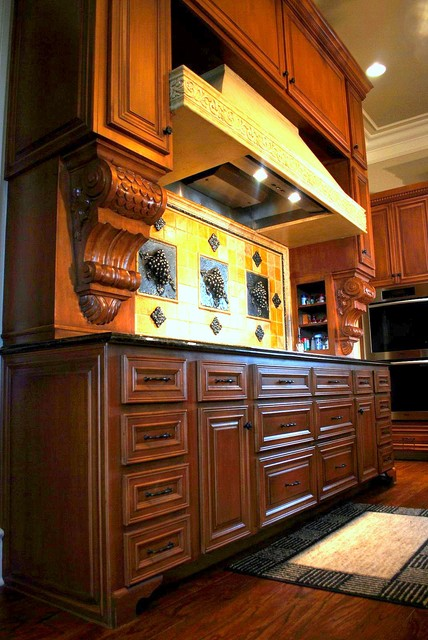 Kitchen Ideas thinking outside of the box traditional-kitchen