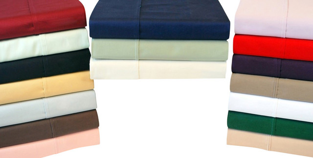 300TC Egyptian Cotton Solid Duvet Cover 1387-full-queen-mint traditional-duvet-covers-and-duvet-sets