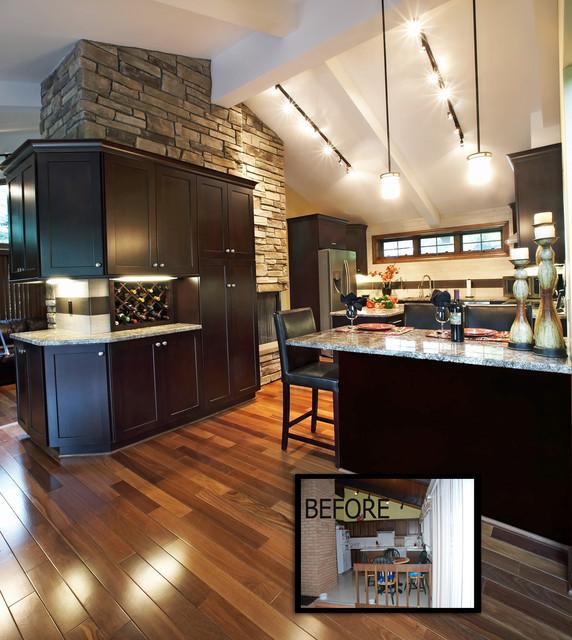 M.J. Whelan Construction eclectic-kitchen