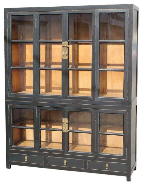 Asian Bookcase 110