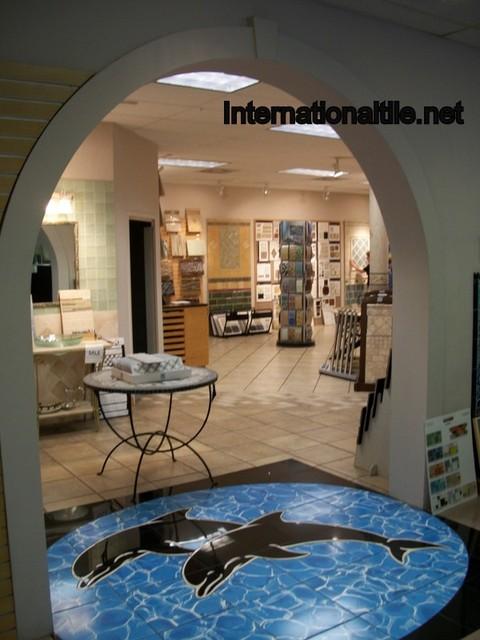 international Tile and Marble Chesapeake VA entry