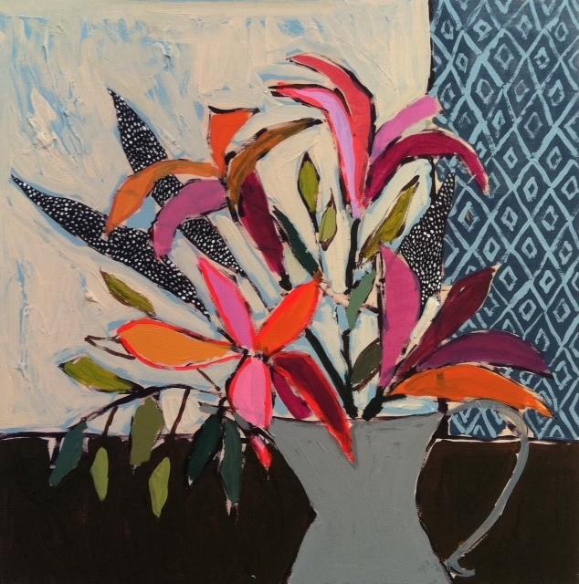 Bouquet for Kate contemporary-artwork