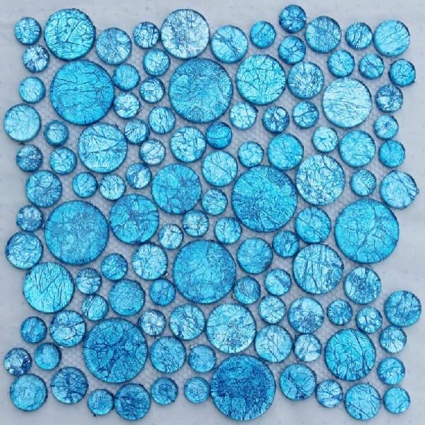 2013 New Hot Glass Mosaic Tiles CGMT115 modern-mosaic-tile
