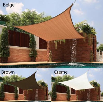 Medium Square Sail Sun Shade outdoor-products