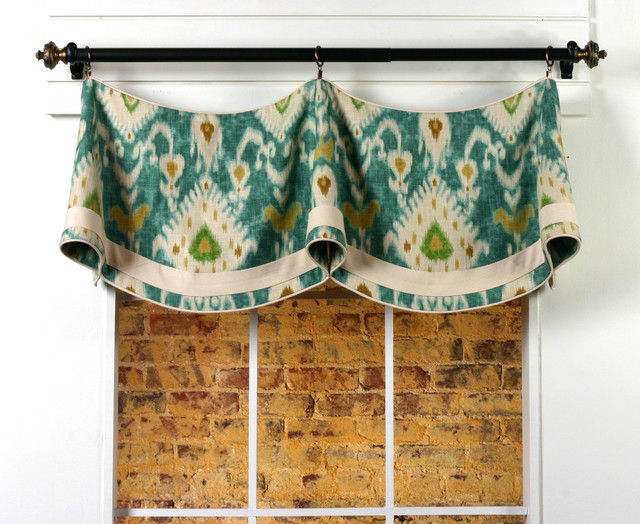 Claudine Valance Sewing Pattern - birmingham - by Pate Meadows Designs