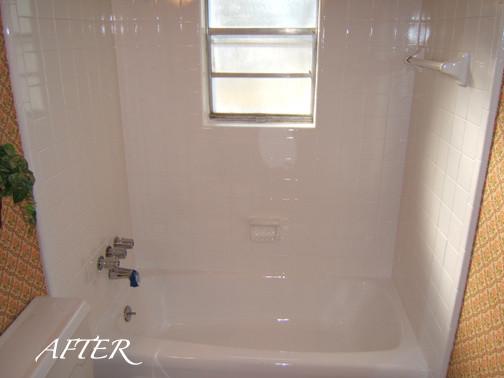 Quality Bathtub & Tile Refinishing Service modern-bathtubs
