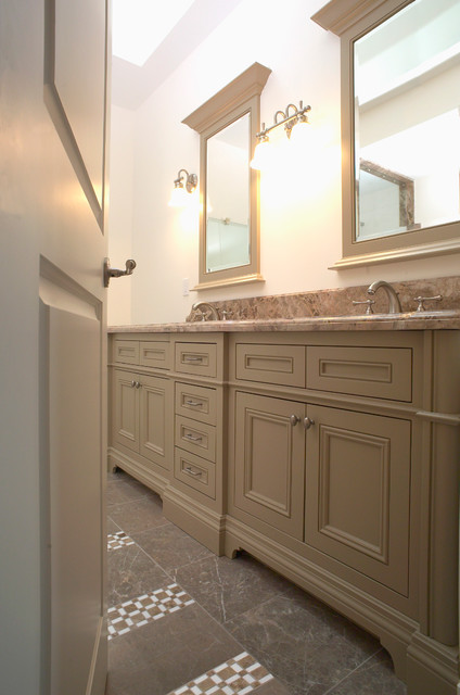 Hillsdale Home traditional-bathroom