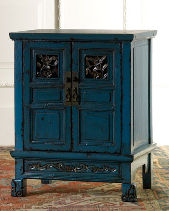 Antique Side Cabinet, 1830-1850 traditional-dressers-chests-and-bedroom-armoires