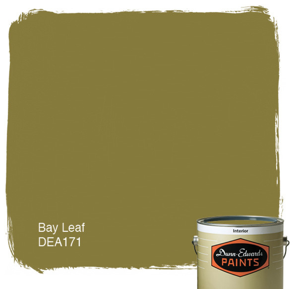 Dunn-Edwards Paint Bay Leaf DEA171 paint