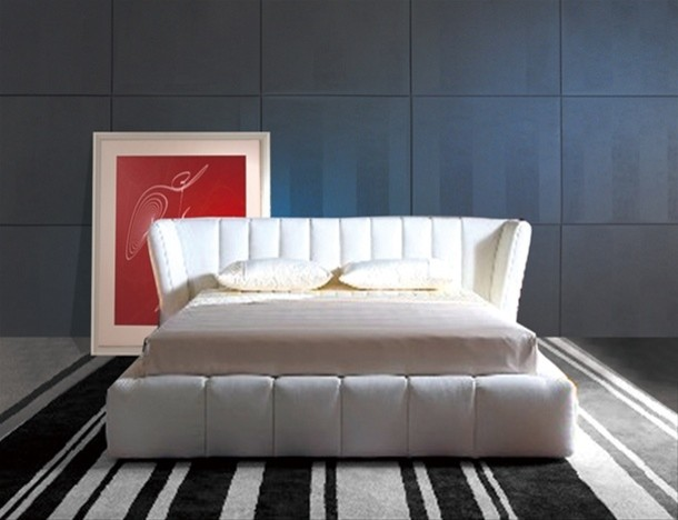 HD wallpapers madison modern queen platform bed