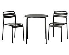 Roxö Bistro Set modern-outdoor-pub-and-bistro-sets