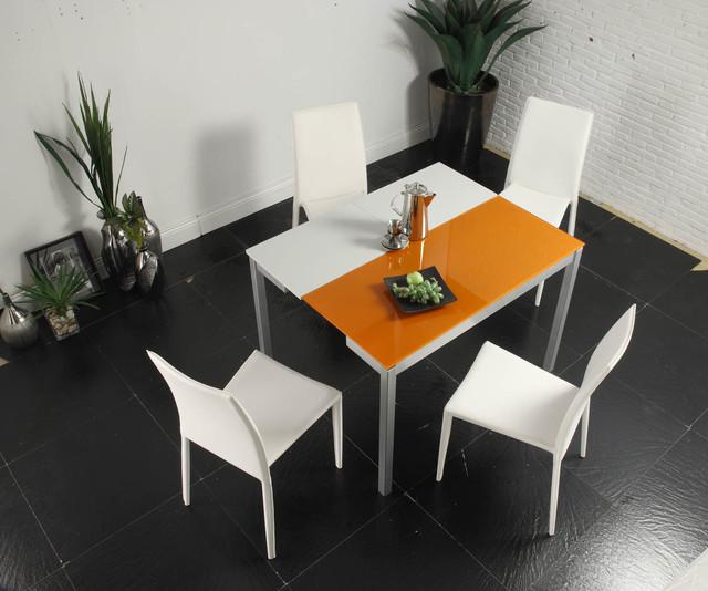 Orlando Folding Dining Table modern-dining-tables