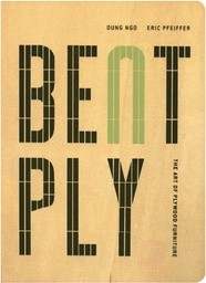 Bent Ply: The Art Of Plywood Furniture modern-artwork