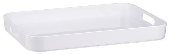 Melamine Large Serving Tray Modern Serving Trays By