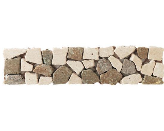 Vallano Universal Mosaic Stone Border -